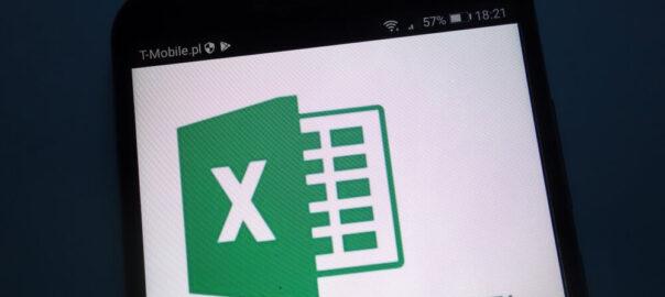 cellen samenvoegen in Excel